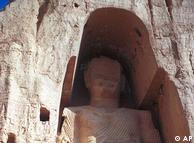 被毁前的巴米扬大佛(摄于1999年5月)