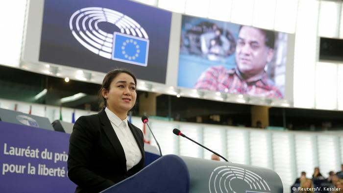 Sacharow-Preis für geistige Freiheit 2019 Ilham Tohti