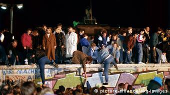 Το Τείχος έπεσε στις 9 Νοεμβρίου του 1989