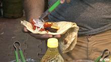 Onlinebilder Global 3000 - Global Snack Irak / DW