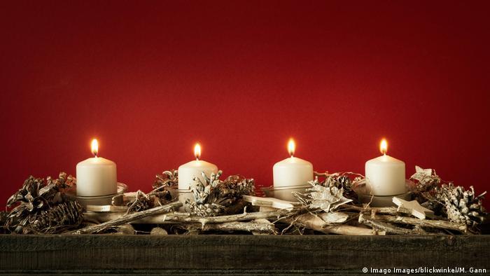Estas velas, con su brillo navideño, no parecen malas para la salud. Sin embargo, casi todas las velas se fabrican con parafina, un producto derivado del petróleo.
