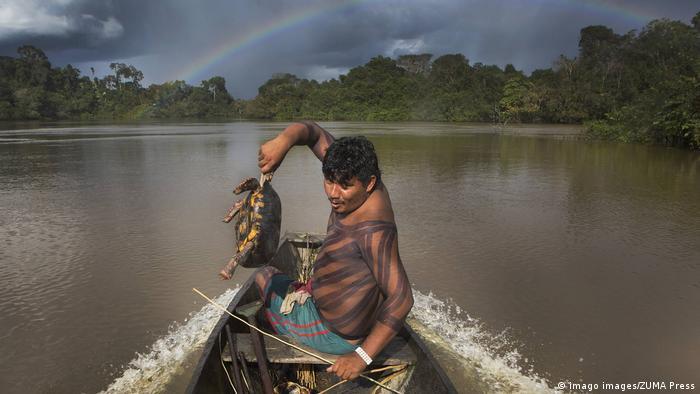 Poti warrior, Brazil