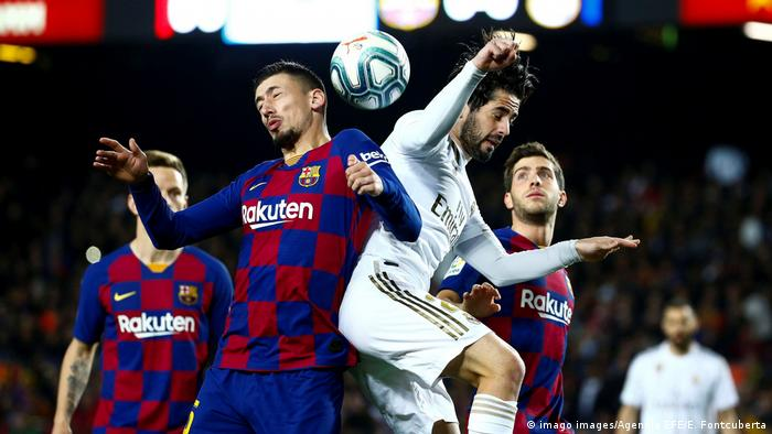Spanien Fußball | FC Barcelona vs Real Madrid