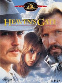DVD-Cover Heaven's Gate