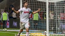 Bundesliga | Eintracht Frankfurt vs 1. FC Köln