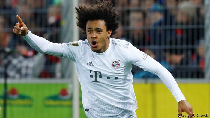 Bayern Munich - Joshua Zirkzee (Reuters/R. Orlowski)