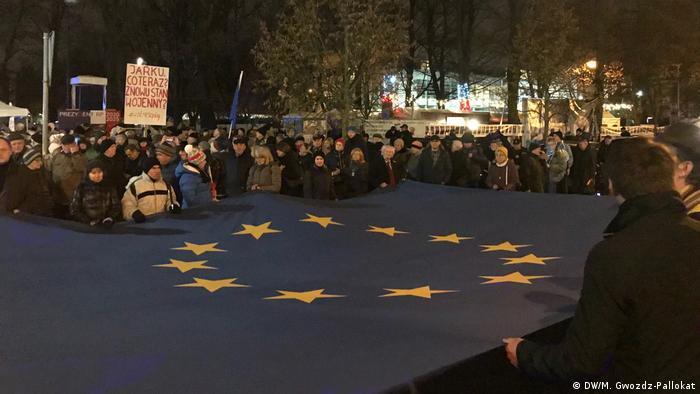 Przebudowie systemu sądownictwa w Polsce od lat towarzyszą protesty