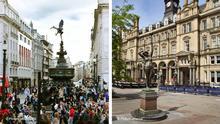 Bildergalerie Massentourismus-Städten | Leeds vs. London