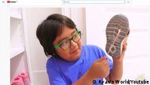 Screenshot Youtube Ryan World