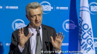 O Φίλιππο Γκράντι ανησυχεί ότι τα έκτακτα μέτρα λόγω κορωνοϊού ενδεχέται να θέσουν σε κίνδυνο το δικαίωμα στο άσυλο