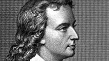 Schiller, Johann Christoph Friederich von. 1759-1805.