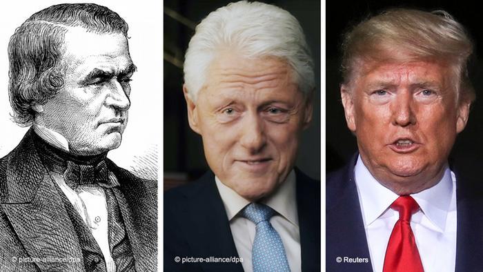 Bagaimana Prosedur Impeachment Di Amerika Serikat Dunia Informasi Terkini Dari Berbagai Penjuru Dunia Dw 19 12 2019