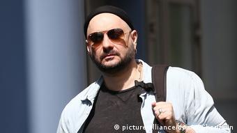 Diretor teatral russo Kirill Serebrennikov