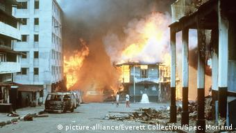 BG US-Invasion in Panama 1989 |
