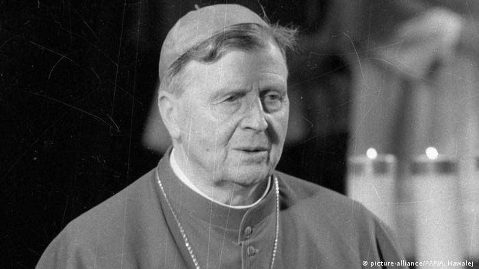 Kazimierz Majdański podał swemu oprawcy rękę w geście przebaczenia