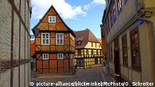 Deutschland | Altstadt in Quedlinburg