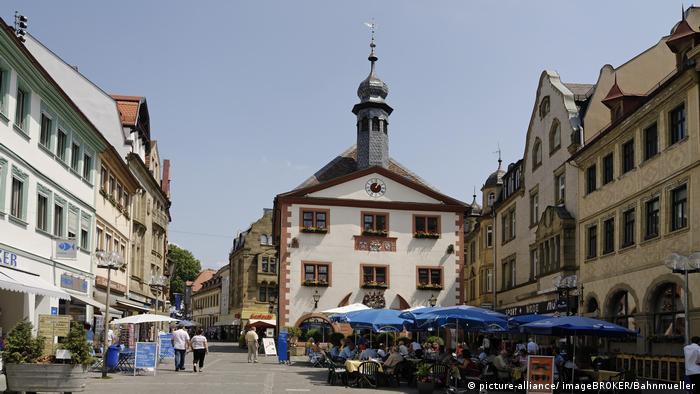 Баварський Бад Кіссінген - один з найвідоміших в Європі історичних курортів