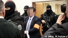 Aureliusz M. Pędziwol Ort: ezinok, Slowakei Aufnahmedatum: 19.12.2019 Der mutmaßliche Mordauftraggeber Marian Kocner