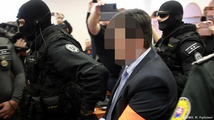 Slowakei Mordprozess Journalist Jan Kuciak (DW/A. M. Pędziwol)
