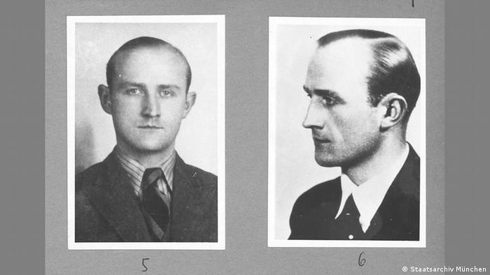 Heinrich Schuetz (ok. 1935 roku)