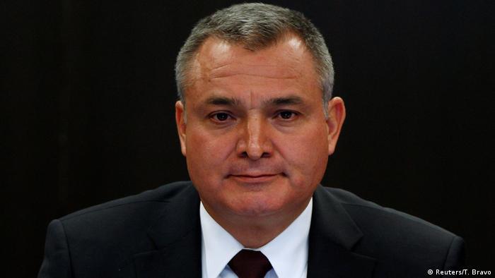 Genaro García Luna, ex secretario de Estado de México.