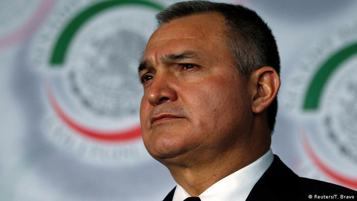 Mexiko Politiker Genaro García Luna
