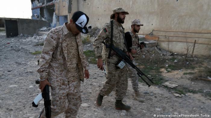 هل تشارك قوات تركية في القتال مع حكومة الوفاق الوطني في ليبيا؟