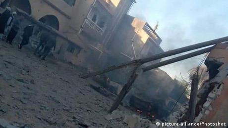 Λιβύη: Τραγική η κατάσταση στην πολιορκούμενη Τρίπολη