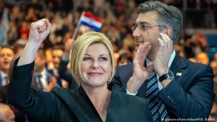 Raos: Plenkoviću bi bio problem da HDZ-ova kandidatkinja nije ušla u drugi krug