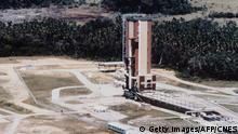 Französisch-Guyana 1979 | Abschussrampe Ariane 1