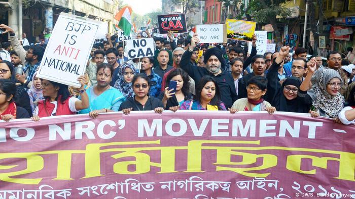 В Індії тривають протести проти надання громадянства мігрантам