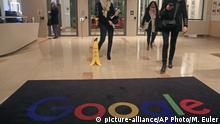 Frankreich Paris   Google France