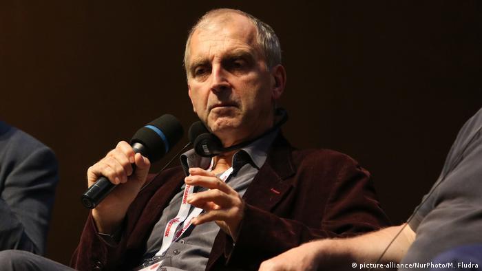 Ivaylo Ditchev, Professor für Kulturanthropologie an der Universität Sofia