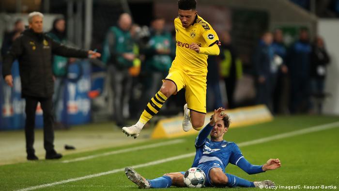 TSG 1899 Hoffenheim v Borussia Dortmund - Bundesliga
