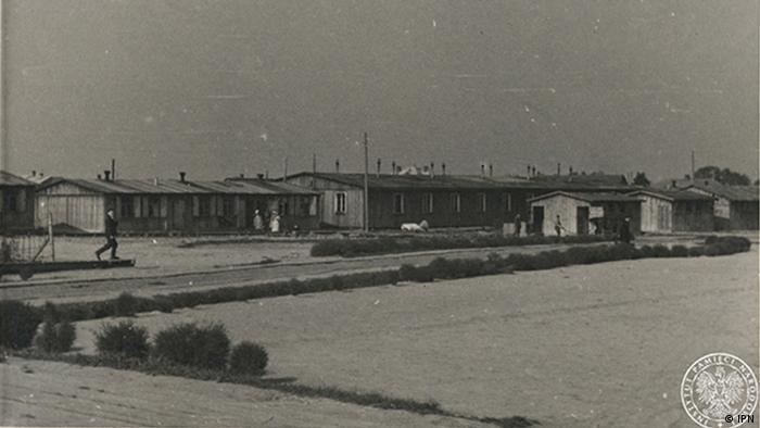 Obóz przejściowy w Zamościu