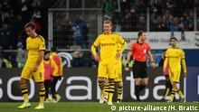 TSG 1899 Hoffenheim vs Borussia Dortmund