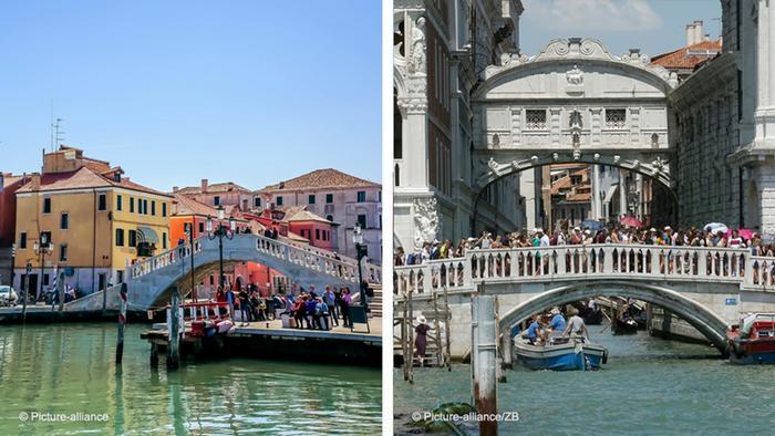 Chioggia y Venice