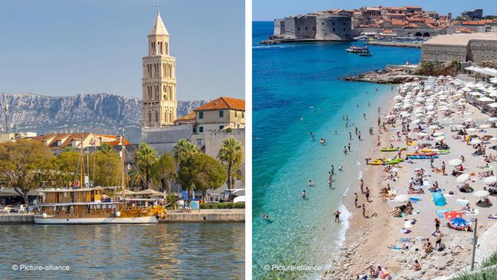 Dubrovnik y Split