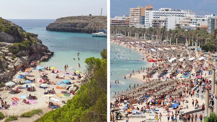 Menorca y Mallorca