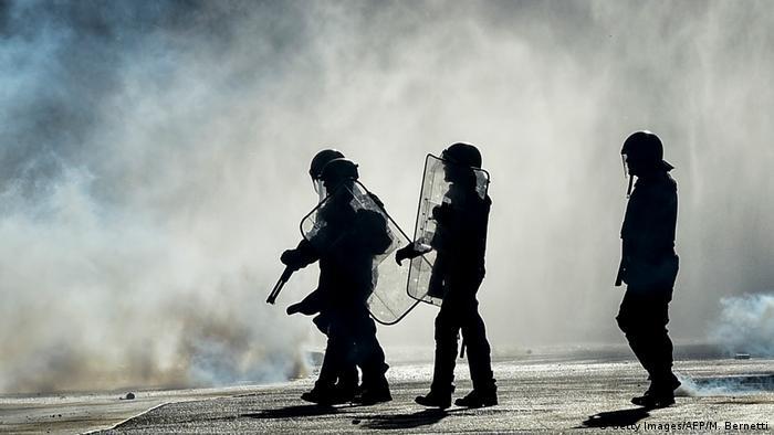 Carabineros, la policía militarizada chilena, está en la mira por reiteradas violaciones a los derechos humanos.