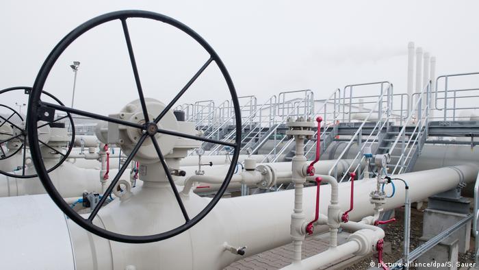 USA/Deutschland Sanktionen gegen Nord Stream 2