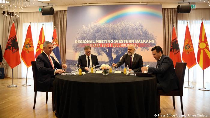 Albanien Regionalgipfel Westbalkan-Staaten