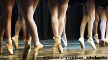 Symbolbild Ballett-Tänzerinnen