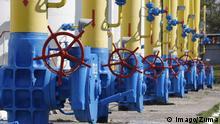 Ukraine Gaspipeline Ventile