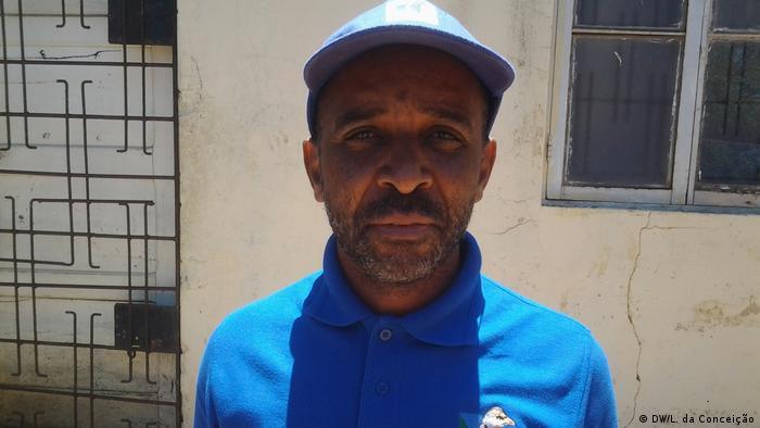 Mamud Beny Agy, porta-voz da RENAMO em Inhambane
