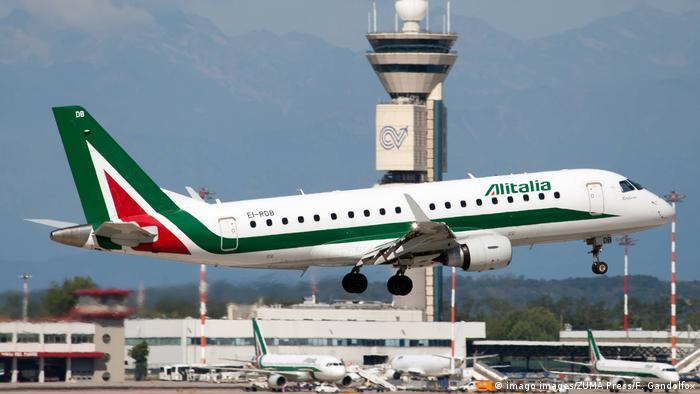 Italia Eliminan Medida De Distancia De Un Metro En Aviones Europa Al Dia Dw 13 06 2020