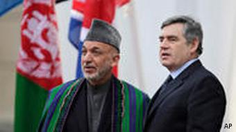 Afghanistan Konferenz London