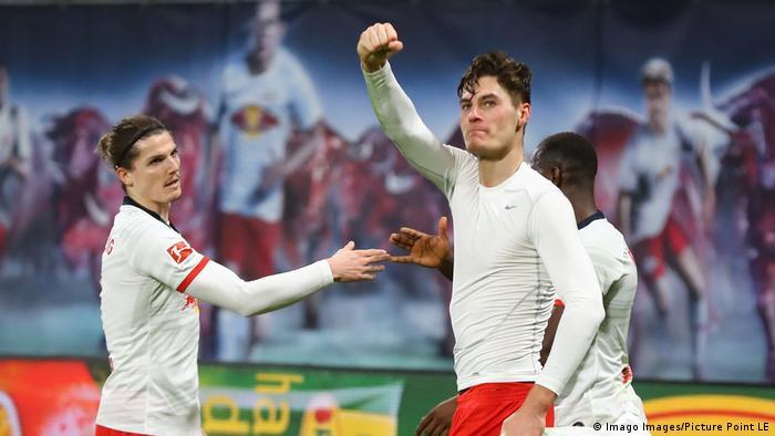 Fußball Bundesliga RB Leipzig - Augsburg