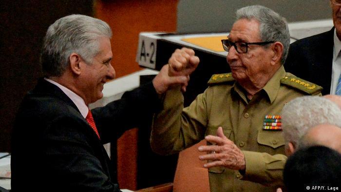 No hay sorpresa ni expectativas ya por la sucesión generacional en Cuba.
