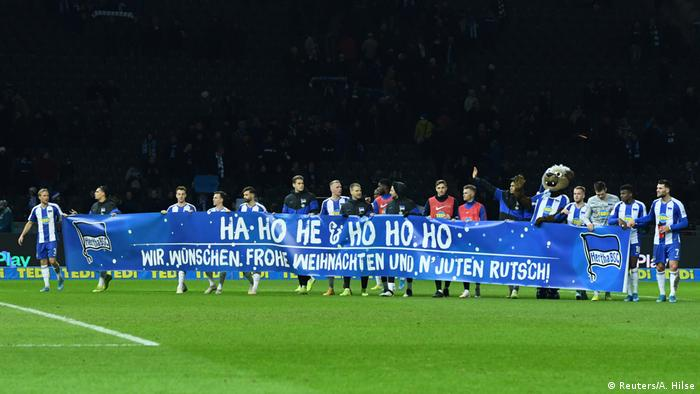 Fußball Bundesliga Hertha BSC - Borussia Mönchengladbach